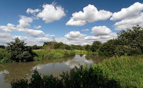 River Stort, Rowneybury