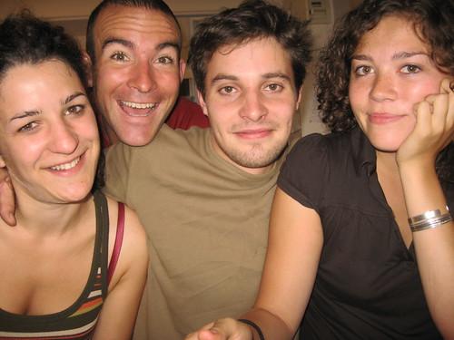 Friendly hosts in La Rochelle, France