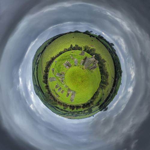 Ballynoe planetoid
