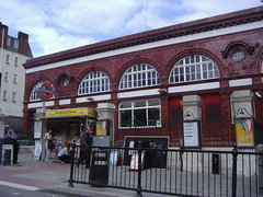 Picture of Belsize Park Station