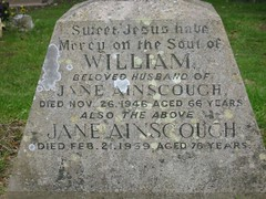 William Ainscough (1880-1946) & Jane Ainscough (1883-1959)