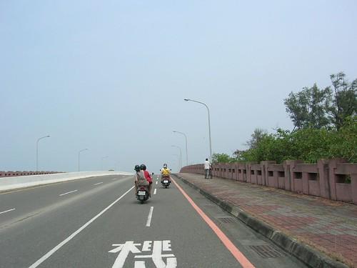 台南遊-四海大橋