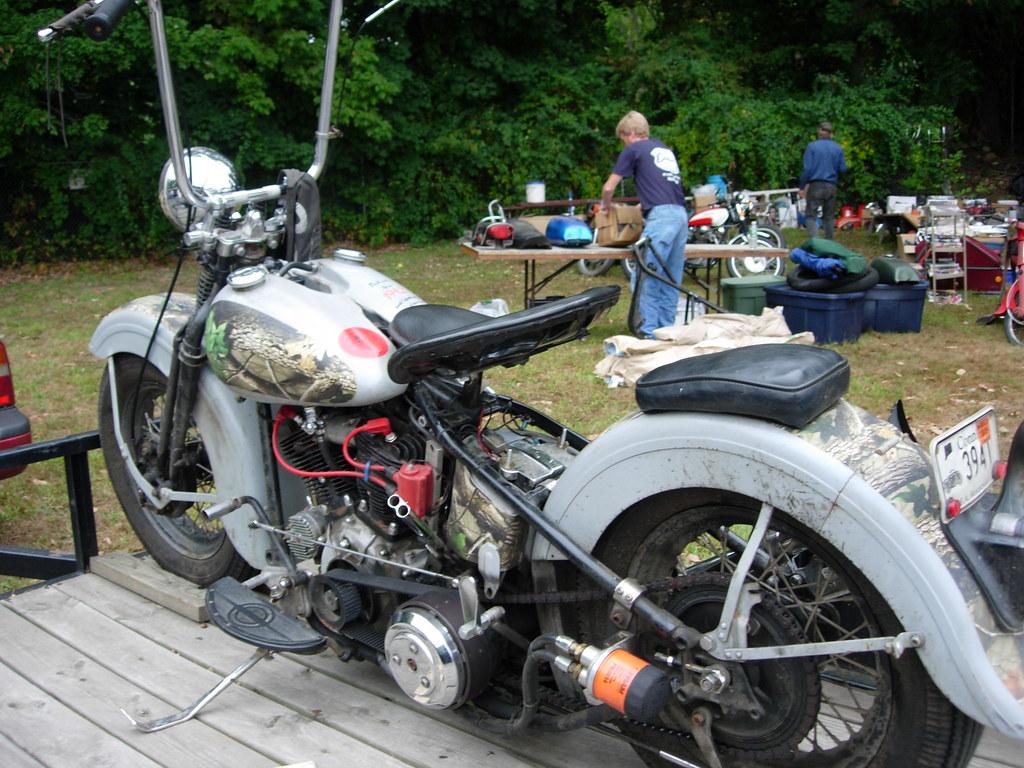 1942 Harley-Davidson