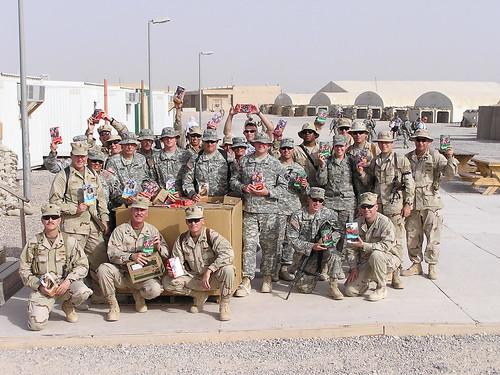 Camp Bucca Iraq