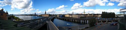 Stockholm Panorama - Gamla Stan