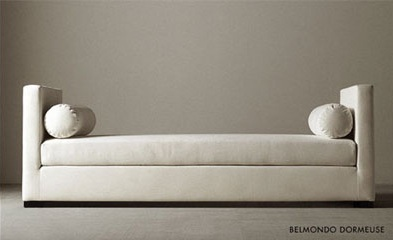 MERIDIANI - belmondo dormeuse day bed