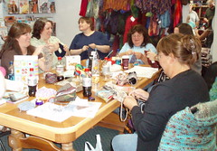 Friday Night Knit Club