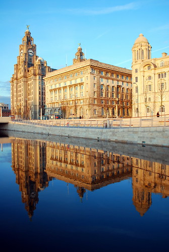 REFLECTIONS LIVERPOOL.