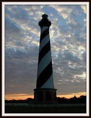 Archives - Cape Hatteras Lighthouse at Sunrise (scott185 (the original)) Tags: sunrise fun nc northcarolina capehatteraslighthouse hatterasisland capehatterasnationalseashore flickrgolfclub lighthousetrek