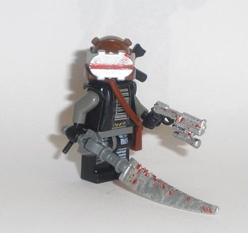 "CidÑ""r hunter custom minfig"