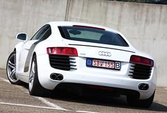 Audi R8 (simons.jasper) Tags: road color beautiful car racecar canon eos jasper belgium belgie fast special autos audi circuit simons supercars zolder r8 50d autogespot spotswagens