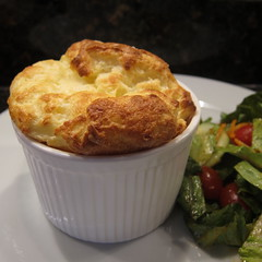 #133 - My First Cheese Soufflé