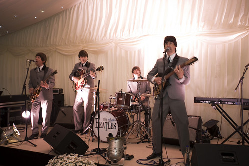 The brilliant Classic Beatles cover band