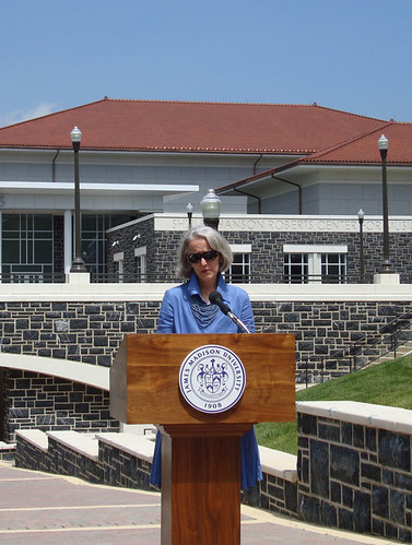 Speaker - Forbes Center Dedication