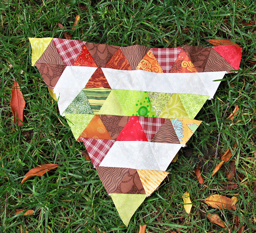 Triangles block - September