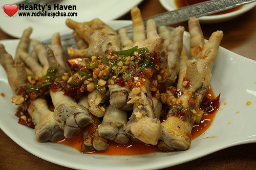 chicken feet suzhou dimsum