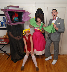 Playhouse 1 (gildat20) Tags: costume peeweeherman penny peeweesplayhouse jambi missyvonne