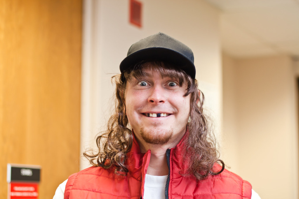 The worlds newest photos of mullet and redneck flickr hive mind redneck anda74 tags halloween office costume funny mullet flash canonef50mmf18 redneck canonspeedlite580exii solutioingenieria Choice Image