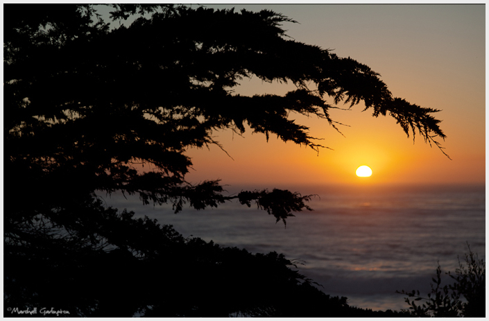 Carmel sunset 2