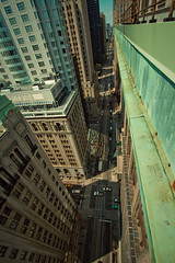 pigeon-eye (tomms) Tags: urban toronto skyline delete5 delete2 cityscape delete6 delete7 vertigo save3 delete3 save7 save8 delete delete4 save save2 save9 save4 intersection save5 save10 save6 kingstreet birdsview concretejungle savedbydeletemeuncensored rooftopping pigeoneye