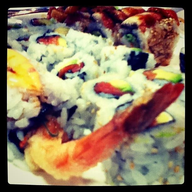 Day 67 - Sushi 99