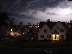 Virginia 5.22.2007 043 (RMStringer) Tags: nightphotography nature sony cybershot nighttime thunderstorm lightning pointshoot sonycybershot urbanphotography dsch1 chesterfieldva midlothianva justclouds darkhours 682007 51megapixelsonycybershotdsch1 rmstringerphotography