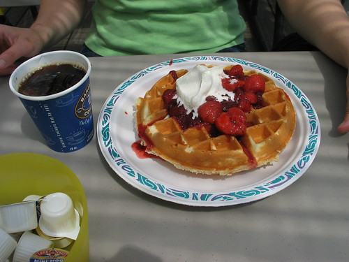 Waffle @ Rose's