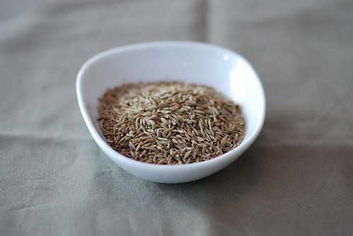 bowl of cumin by cookthink