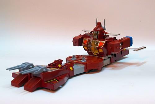 戰甲變型合體IRONGEAR