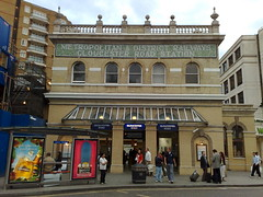 Picture of Gloucester Road Station