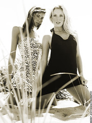 Christie and Olivia (ArtOfJoeyB) Tags: beach buffalo joeybphotography