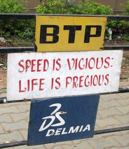 BTP vicous/precious