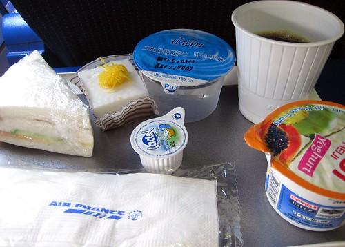 "Air France ""feeds"" us"