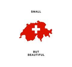 Small but beautiful