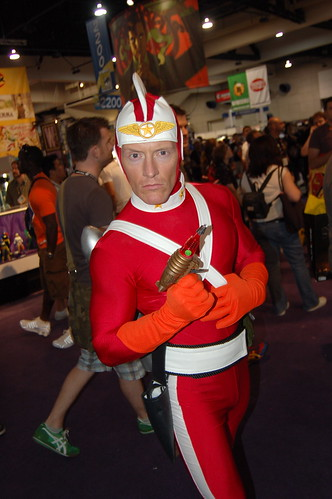 Comic Con 2007: Adam Strange