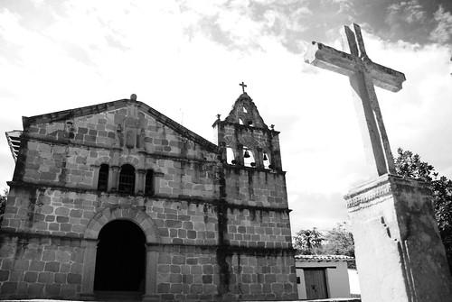 Barichara church
