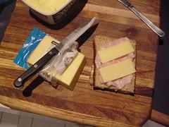sandwich built