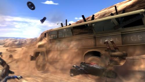 MotorStorm Revenge Weekend