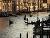 Venice - As Seen From Rialto (photoArt) Tags: venice light sunset italy perspective atmosphere gondola venezia venedig rialto interestingness162 i500
