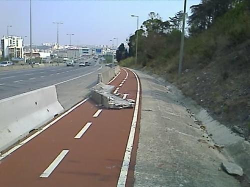 Ciclovia da radial Benfica