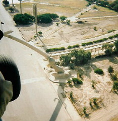baghdad8 (Antonio TwizShiz Edward) Tags: freedom airport apache war 1st steel aviation iraq attack edward company charlie helicopter international 501st anthony baghdad soldiers division balad antonio operation armored lowry iraqi hunters regiment ah64a labanex labanexcom antonioedward anthonylowry