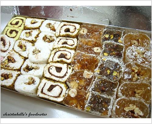 土耳其甜點
