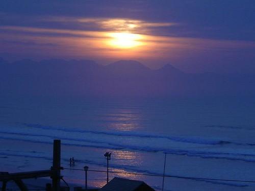 Muizenberg Spring Sunrise