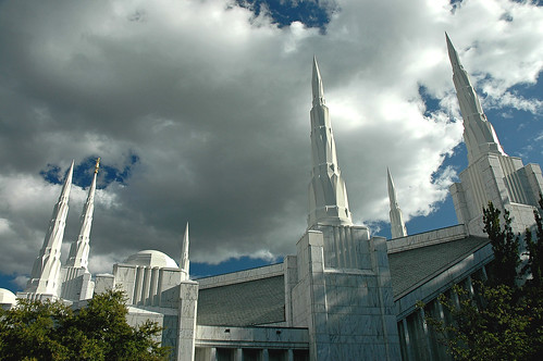 Portland Oregon LDS Temple