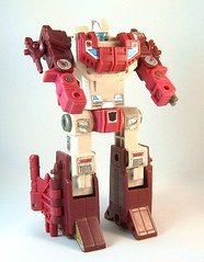Transformers Scattershot - modo robot (G1)