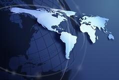 Un mapa mundial