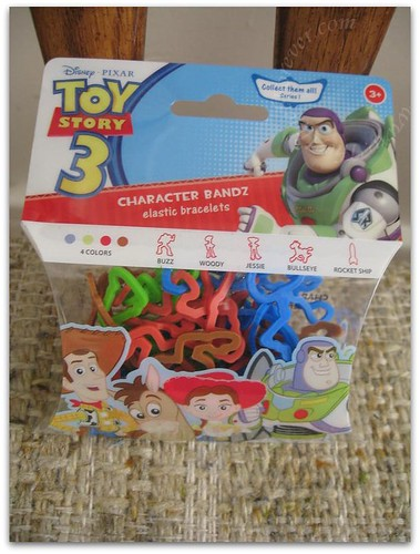 Toy Story 3 Character Bandz
