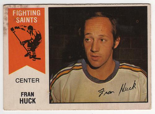 Fran Huck front