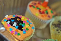 Halloween-ish Cupcakes