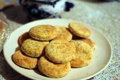 Cheese cookies (BlackberryLight) Tags: food cookies cheese yummy bokeh